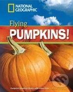 Heinle Cengage Learning Flying Pumpkins! - cena od 95 Kč