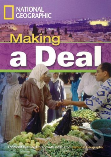 XXL obrazek Heinle Cengage Learning Making a Deal -