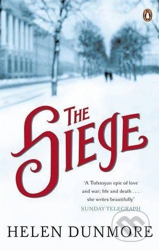 XXL obrazek Penguin Books The Siege - Helen Dunmore
