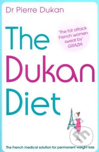 Hodder and Stoughton The Dukan Diet - Pierre Dukan cena od 344 Kč