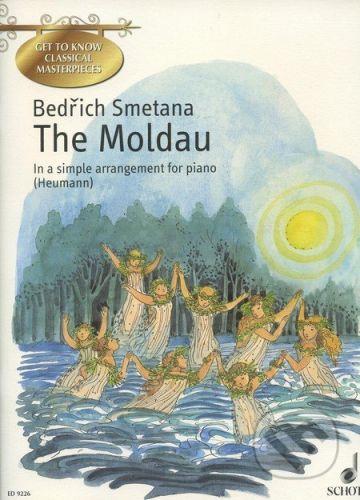 SCHOTT MUSIC PANTON s.r.o. The Moldau - Bedřich Smetana cena od 226 Kč