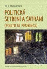 W.J. Stankiewicz: Politická šetření a šátrání cena od 68 Kč