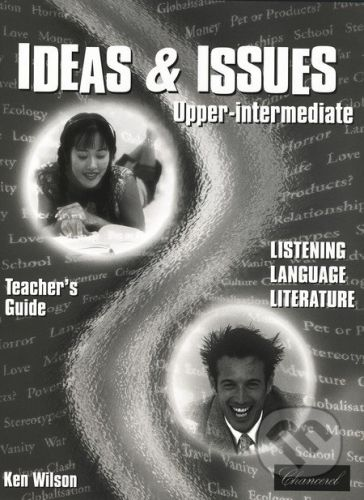 Klett Ideas and Issues - Upper-intermediate - Teacher's Guide - cena od 233 Kč