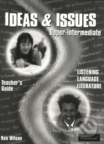 Klett Ideas and Issues - Upper-intermediate - Teacher's Guide - cena od 233 Kč