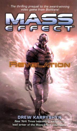 Orbit Mass Effect: Revelation - Drew Karpyshyn cena od 284 Kč