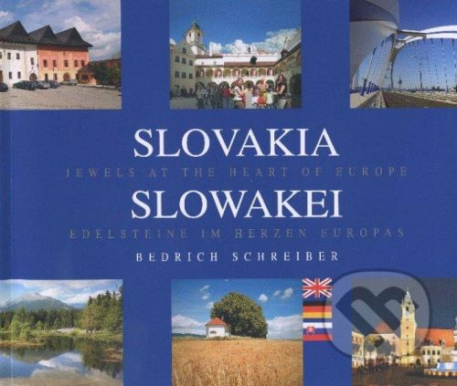 BoArt Slovakia / Slowakei - Bedrich Schreiber cena od 583 Kč