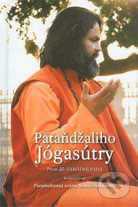 DNM Pataňdžaliho Jógasútry 1 - Mahéšvaránanda Paramahansa cena od 155 Kč
