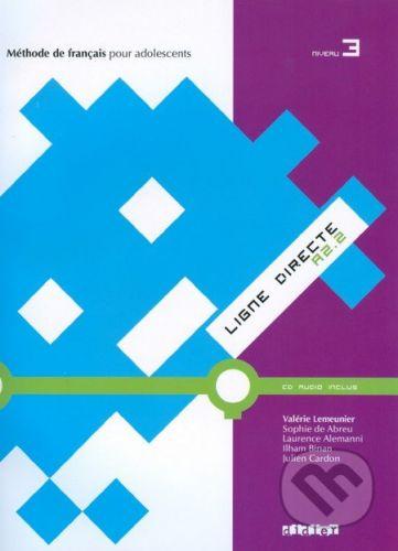 vydavateľ neuvedený Ligne Directe / Livre de l'eleve 3 - Valérie Lemeunier cena od 333 Kč