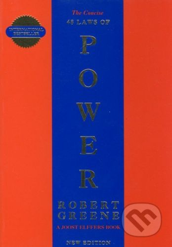 Profile Books The Concise 48 Laws of Power - Robert Greene cena od 269 Kč