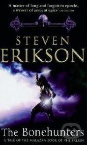 Bantam Books The Bonehunters - Steven Erikson cena od 193 Kč