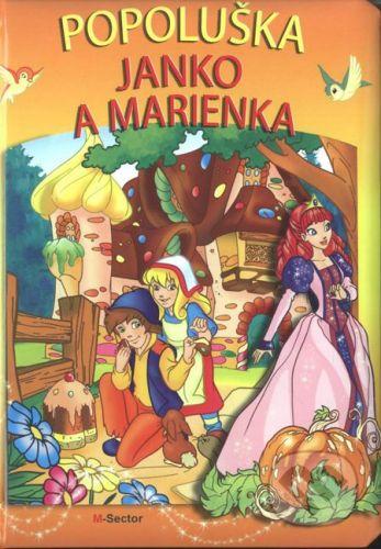 MSector-SK Popoluška, Janko a Marienka - cena od 86 Kč