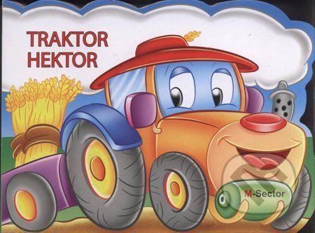 MSector-SK Traktor Hektor - cena od 48 Kč