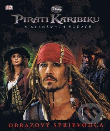 Egmont Piráti Karibiku: V neznámych vodách - cena od 192 Kč