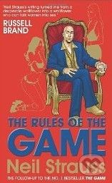 Canongate Books The Rules of the Game - Neil Strauss cena od 260 Kč