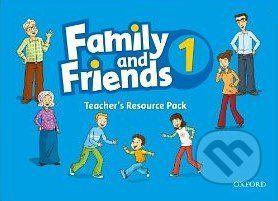 Oxford University Press Family and Friends 1 - Teacher's Resource Pack - cena od 606 Kč