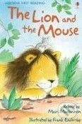 Usborne Publishing First Reading 1: The Lion and the Mouse - cena od 135 Kč