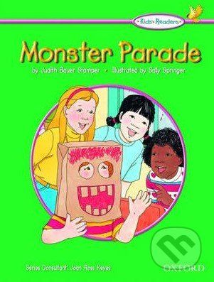 Oxford University Press Kid's Readers: Monster Parade - cena od 83 Kč