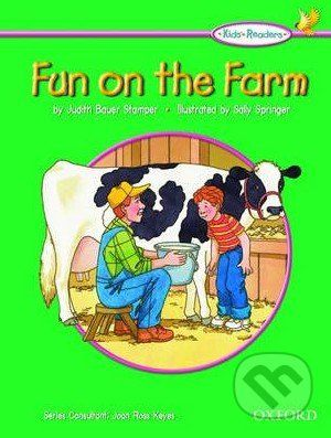 Oxford University Press Kid's Readers: Fun on the Farm - cena od 80 Kč