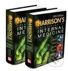 McGraw-Hill Professional Harrisons Principles of Internal Medicine - cena od 3900 Kč