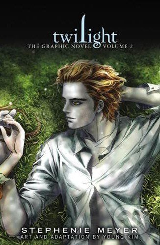 Atom Twilight: Graphic Novel - Stephenie Meyer cena od 482 Kč