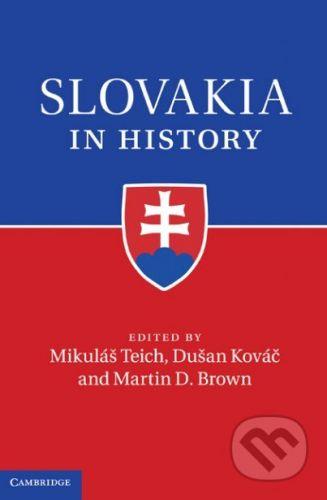Cambridge University Press Slovakia in History - cena od 3273 Kč