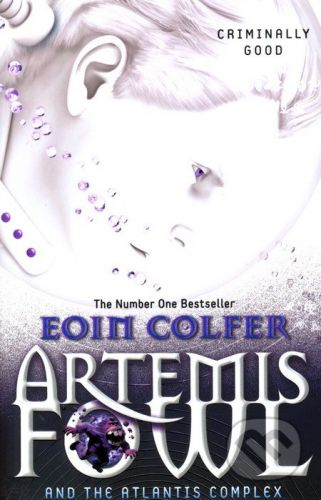 Puffin Books Artemis Fowl and the Atlantis Complex - Eoin Colfer cena od 154 Kč