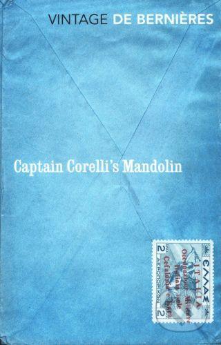 Vintage Captain Corelli's Mandolin - Louis de Berniéres cena od 253 Kč