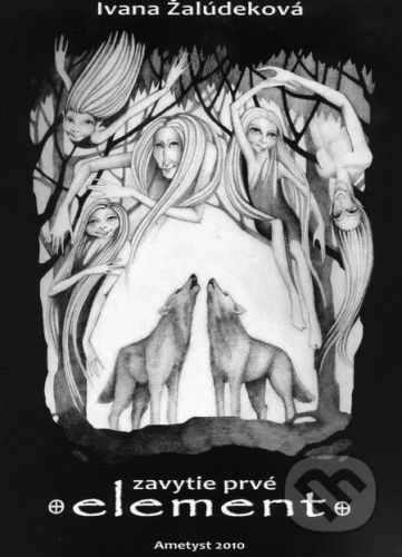 Ametyst Element - Ivana Žalúdeková cena od 184 Kč