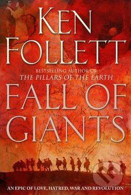 Follett Ken: Fall of Giants cena od 185 Kč