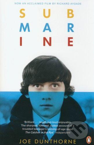 Penguin Books Submarine - Joe Dunthorne cena od 256 Kč