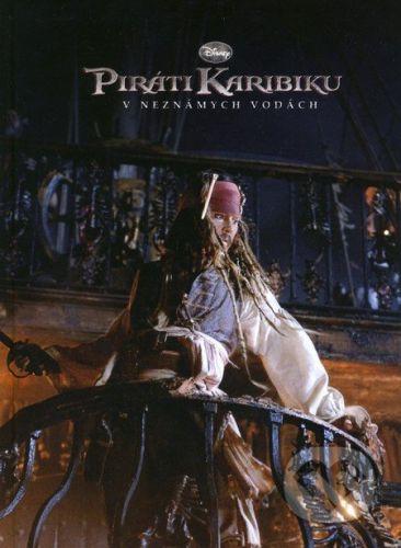 Egmont Piráti Karibiku - V neznámych vodách - cena od 130 Kč