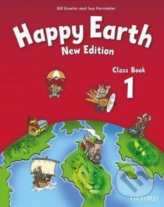 Oxford University Press Happy Earth 1 - New Edition - Class Book - cena od 244 Kč
