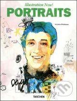 Taschen Illustration Now! Portraits - Julius Wiedemann cena od 815 Kč