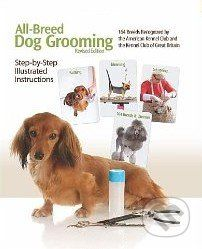 TFH Publications All-Breed Dog Grooming - Denise Dobish cena od 1242 Kč