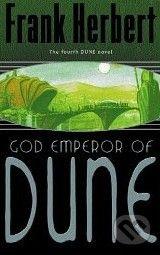 Orion God Emperor of Dune - Frank Herbert cena od 306 Kč