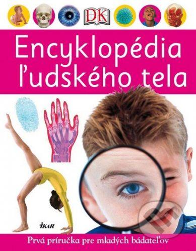 Ikar Encyklopédia ľudského tela - cena od 0 Kč