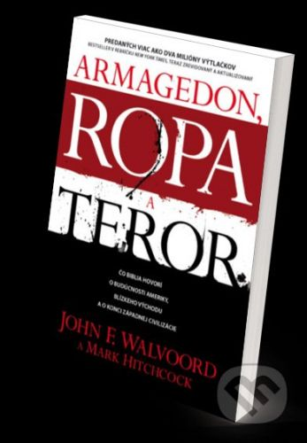 COM SK Armagedon, ropa a teror - John F. Walvoord, Mark Hitchcock cena od 215 Kč