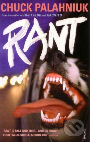 Vintage Rant - Chuck Palahniuk cena od 173 Kč