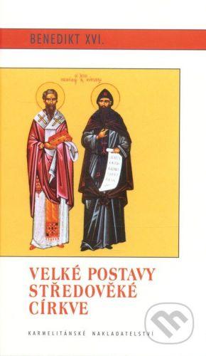 Joseph Ratzinger: Velké postavy středověké církve cena od 211 Kč