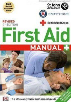 Dorling Kindersley First Aid Manual - cena od 468 Kč