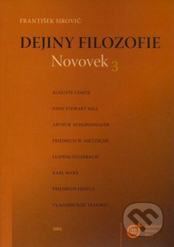 Spoločnosť Božieho Slova v Nitre Dejiny filozofie - František Sirovič cena od 300 Kč