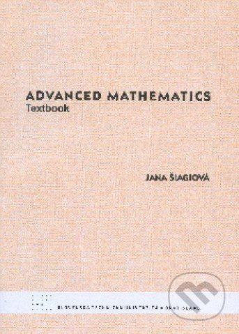 STU Advanced Mathematics - Jana Šiagiová cena od 121 Kč