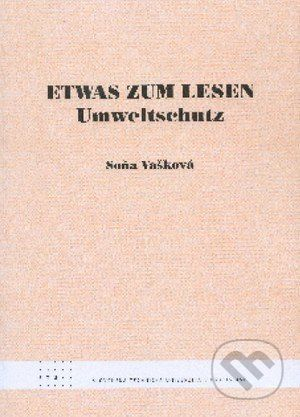 STU Etwas zum lesen - Sona Vašková cena od 73 Kč