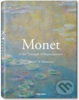 Daniel Wildenstein: Monet or The Triumph of Impressionism cena od 505 Kč