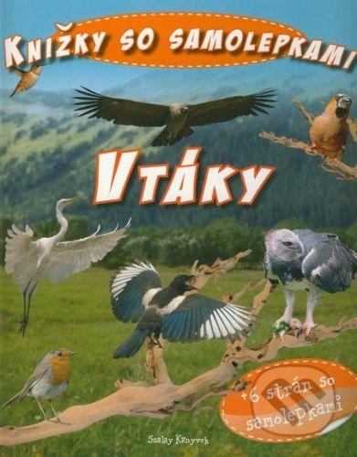 Pannon-Literatúra Vtáky - Szalay Könyvek cena od 66 Kč