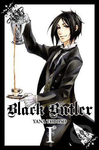 XXL obrazek Yen Press Black Butler I. - Yana Toboso