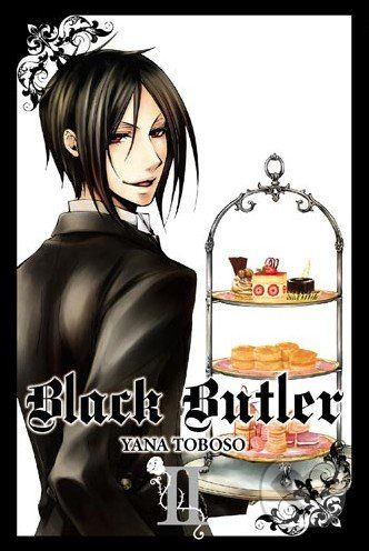 XXL obrazek Yen Press Black Butler II. - Yana Toboso