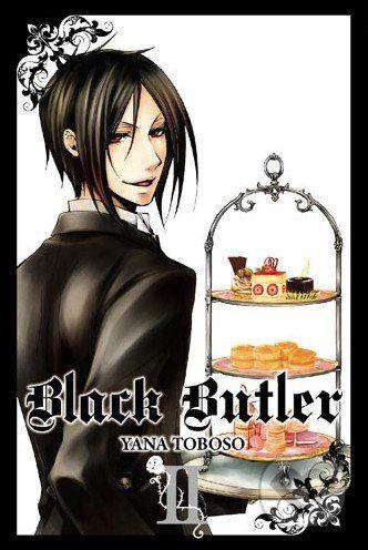 Yen Press Black Butler II. - Yana Toboso cena od 336 Kč