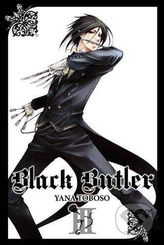 Yen Press Black Butler III. - Yana Toboso cena od 315 Kč