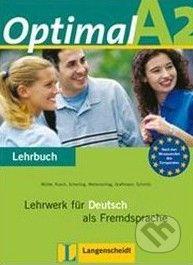 Langenscheidt Optimal A2: Lehrbuch - Stefanie Pirkl cena od 288 Kč